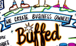 Buffed: Runners up in the 2014 Westpac Foundation Employee Grant Awards!